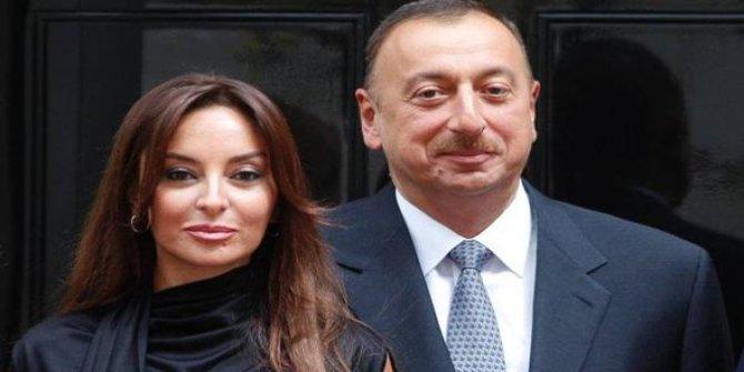 Aliyev, eşini yardımcısı yaptı