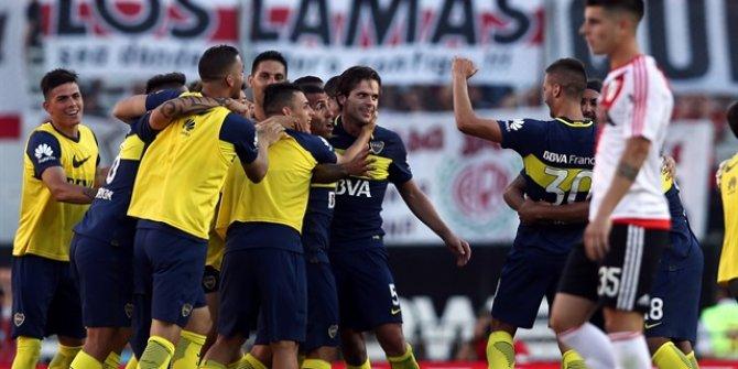 Arjantinli futbolcular grevde