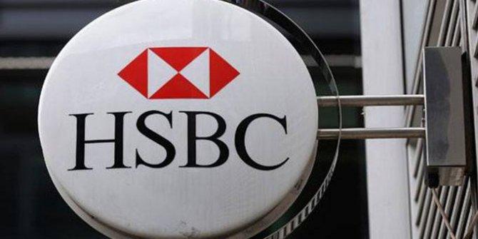 HSBC'de üst düzey değişiklik