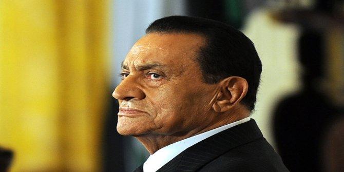 Mısır'dan son dakika Hüsnü Mübarek kararı