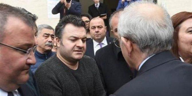 Kemal Kılıçdaoğlu sevilen oyuncuyu acı gününde yalnız bırakmadı