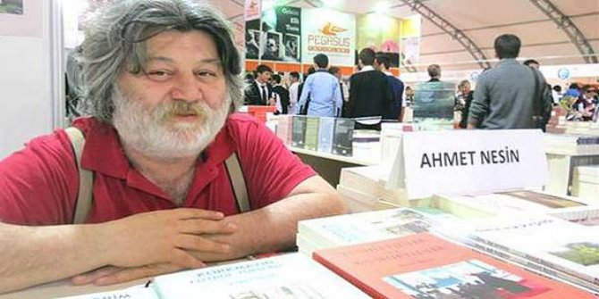 Ahmet Aziz Nesin hakkında yakalama kararı çıkarıldı