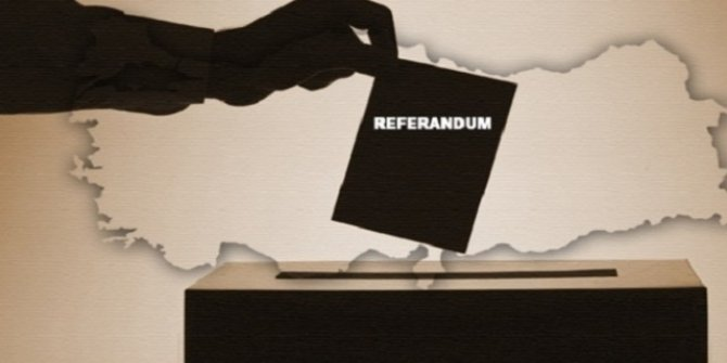 Referandum raporu: Ölmüş yurttaşa oy kullandırıldı