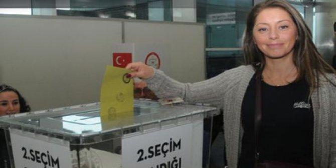 Oy sayısında patlama
