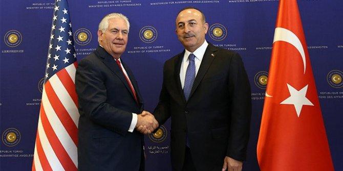 Çavuşoğlu'ndan ABD'ye: Terör örgütüne verilen destek bizi üzdü