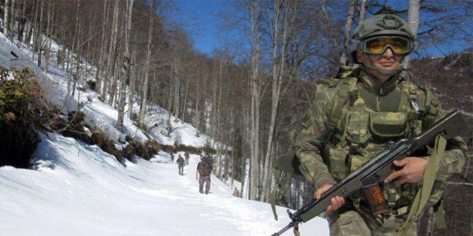 Giresun'da  PKK'ya  büyük operasyon