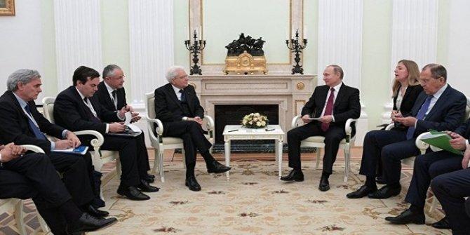 Putin'den son dakika 'ABD, Suriye'ye saldıracak' açıklaması