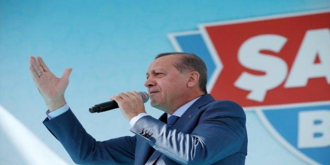 Cumhurbaşkanı Erdoğan: Operasyonlar devam edecek