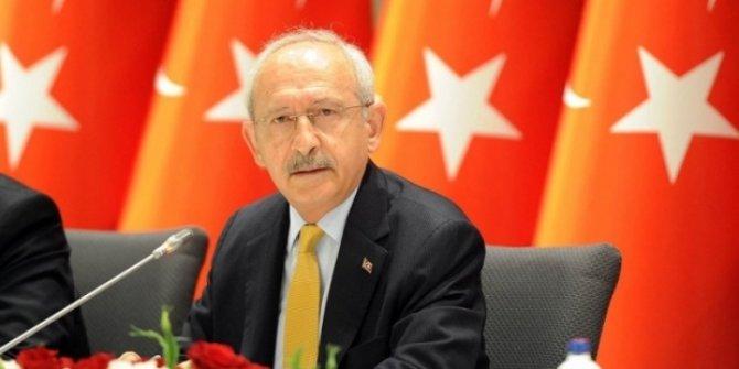 Kılıçdaroğlu'ndan AİHM'e KHK tepkisi