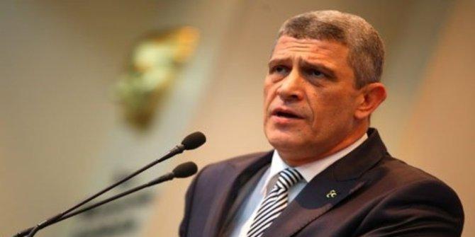 Müsavat Dervişoğlu MHP'den istifa etti