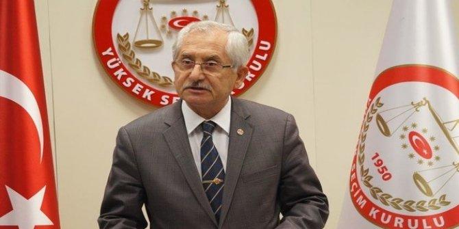 Adalet Bakanı Bozdağ ve YSK Başkanı Güven'den referandum açıklaması