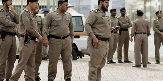 Suudi Arabistan'da FETÖ operasyonu