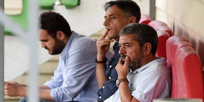 Galatasaray'da Mehmet Özbek istifa etti!
