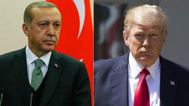 Dünyaca ünlü gazeteler Trump-Erdoğan görüşmesine odaklandı