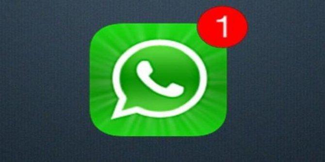 WhatsApp kulananlar dikkat!