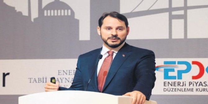 Bakan Albayrak: Elektrikte hedef 50 bin megavat
