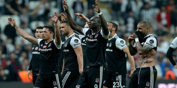 Beşiktaş 15. şampiyonluk ve 3. yıldız için sahada!