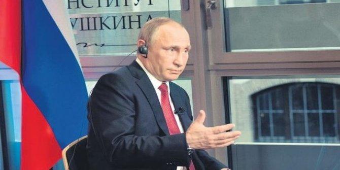 Putin: Atom bombasından daha korkunç olabilecek şey...