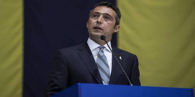 Ali Koç, başkan adaylığını resmen açıkladı