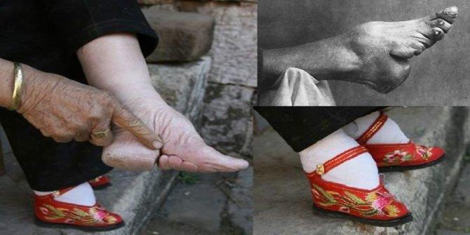 Güzellik ve iffet uğruna hayatları karartan yüzlerce yıllık Çin işkencesi
