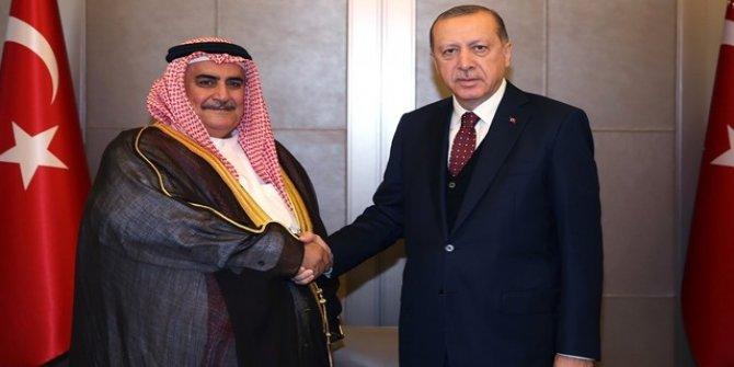 Erdoğan, Katar krizinin çözümü için süre verdi