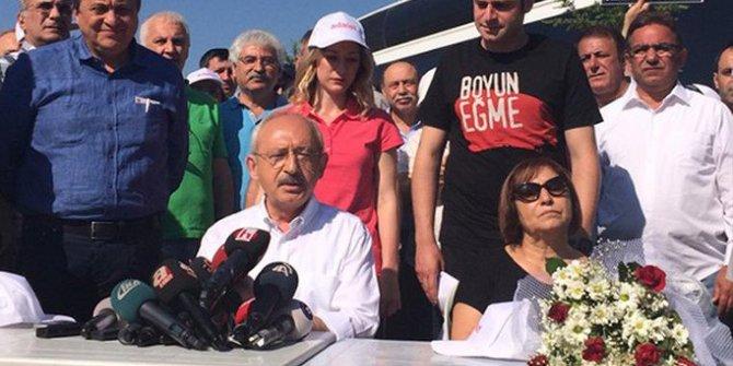 Kemal Kılıçdaroğlu'ndan Kavurmacı açıklaması