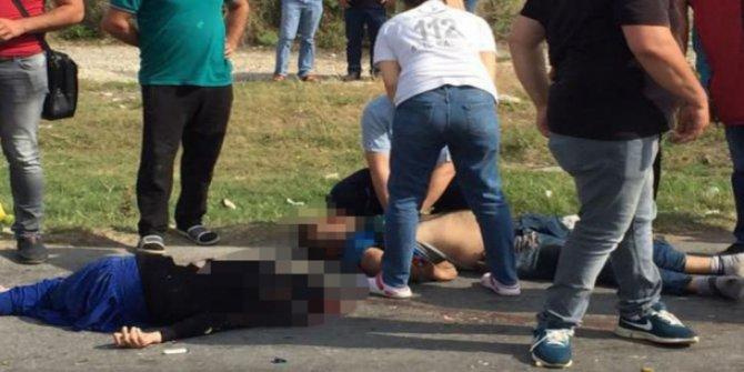 Mersin'de feci kaza: 3 ölü 5 yaralı