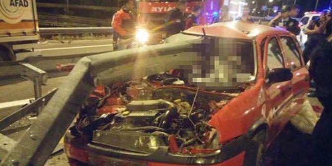 Niğde'de meydana gelen kazada terhis olan 2 asteğmen yaşamını yitirdi