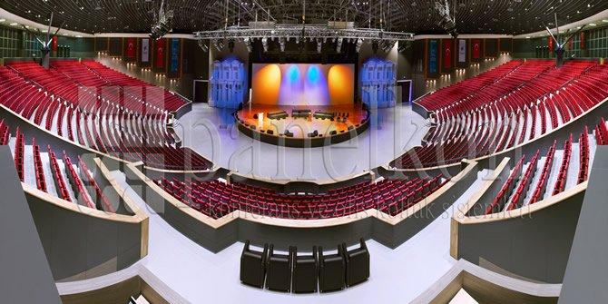 Sinema, Tiyatro ve Konferans Koltuk Modelleri