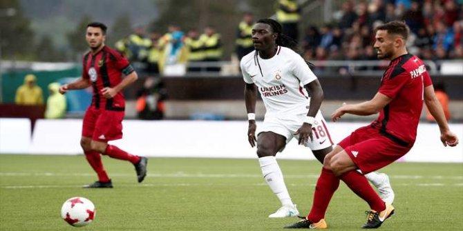 Östersunds 2-0 Galatasaray