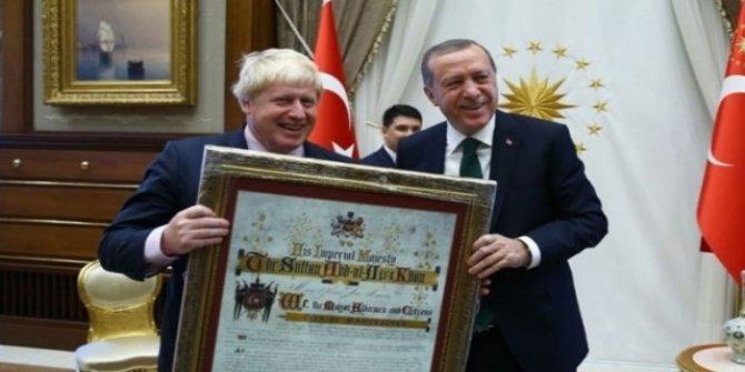Erdoğan'dan BBC muhabirine: Belli ki aramızı açmak istiyorsun