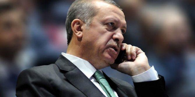Cumhurbaşkanı Erdoğan, CHP Milletvekili Gürsel Erol'u arayıp teşekkür etti