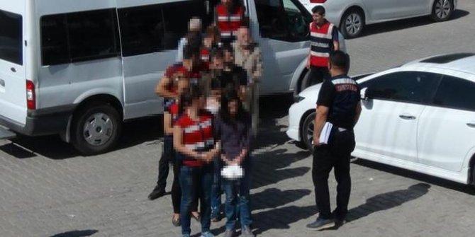 Mardin'de 6 canlı bomba yakalandı