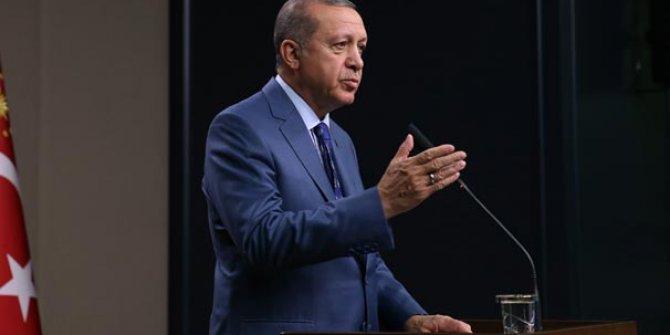 Erdoğan'dan son dakika ABD ve erken seçim açıklaması