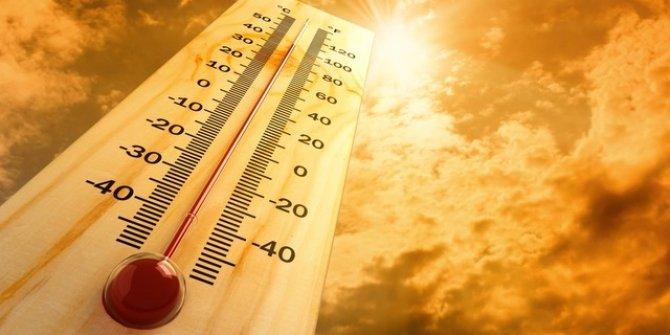Meteoroloji uyardı: Sıcaklık 35 dereceyi bulacak