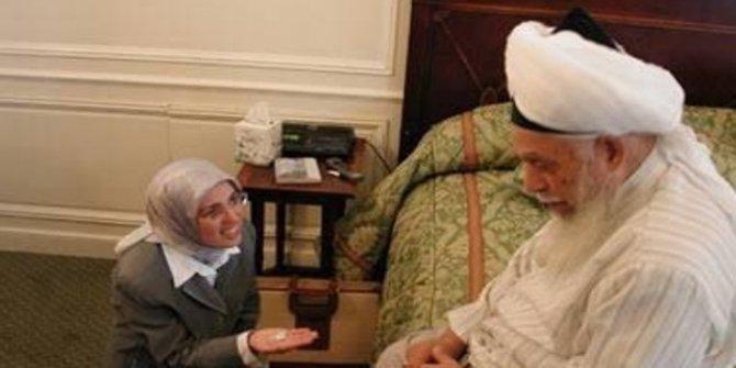 Yeni büyükelçi Merve Kavakçı'nın fotoğrafı gündem oldu