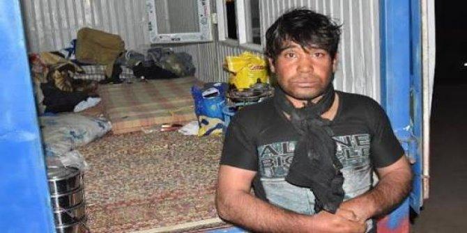 Afgan çobanın gasp yalanı