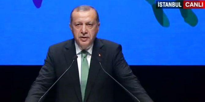 Cumhurbaşkanı Erdoğan: 'Çok geç kaldılar..'