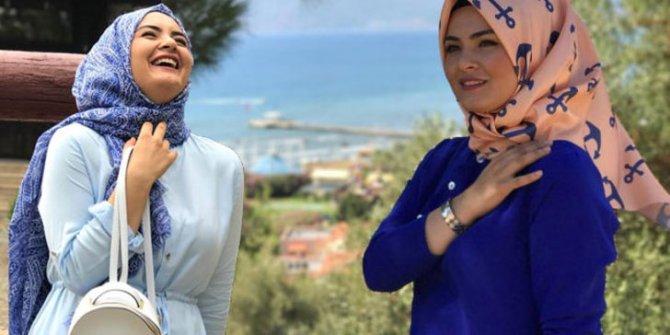 Gelin adayı Hanife, tesettür markasının yüzü oluyor