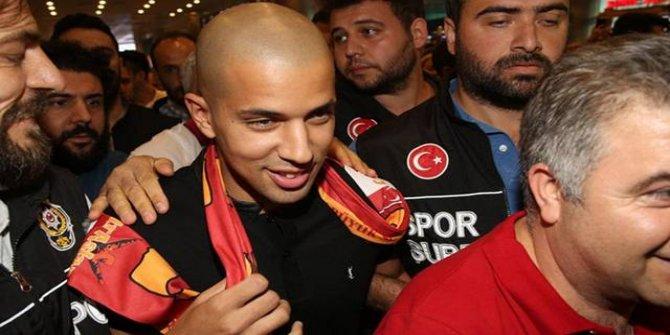 Galatasaray, Feghouli'nin maliyetini açıkladı