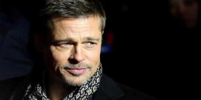 İşte Brad Pitt'in yeni sevgilisi!