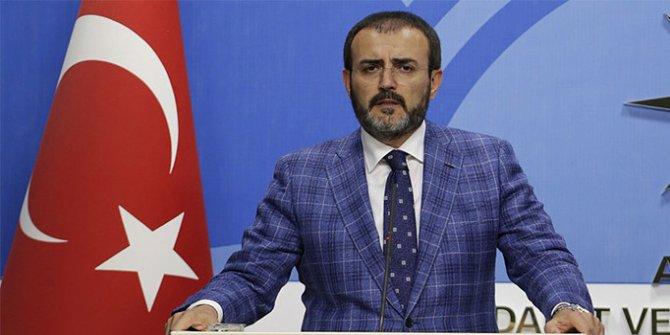AKP Sözcüsü Mahir Ünal'dan ittifak açıklaması