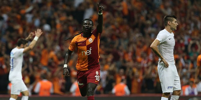 Galatasaray'dan Gomis'in menajerine rest