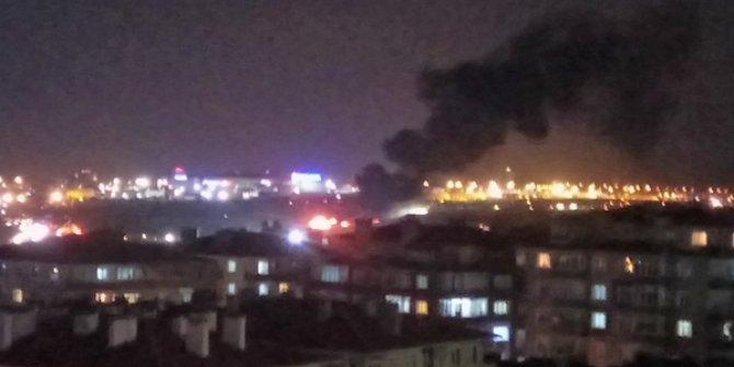 Atatürk Havalimanı'nda jet düştü! Havalimanı trafiğe kapatıldı