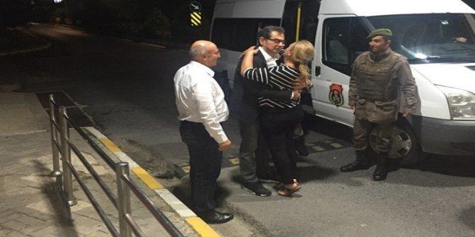 Kadri Gürsel Silivri Cezaevi'nden tahliye edildi