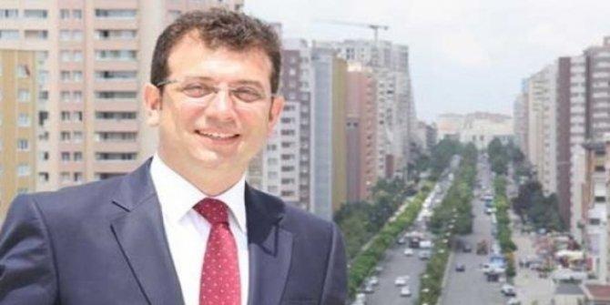 CHP'nin İstanbul başkan adayı Ekrem İmamoğlu iddiası