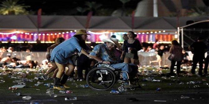 Las Vegas'ta konsere silahlı saldırı! Saldırıyı DEAŞ üstlendi