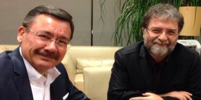 Ahmet Hakan'ın Melih Gökçek paylaşımı olay yarattı!