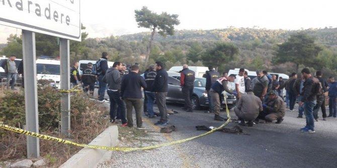 Muğla Köyceğiz'de 5 terörist öldürüldü