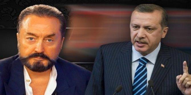 Cumhurbaşkanı Erdoğan'a Adnan Oktar dosyasını kim verdi?
